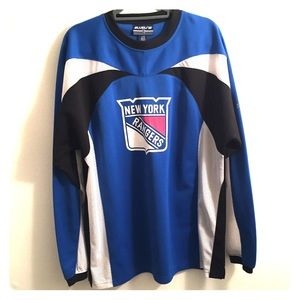NHL New York Rangers long sleeve